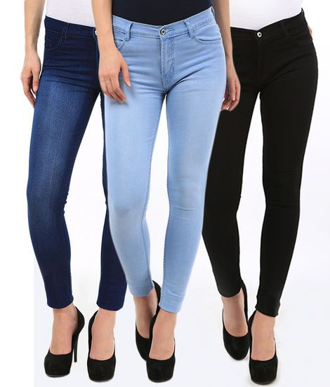 Ladies jeans from turkey