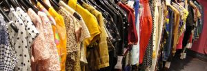 Wholesale clothing markets in Istanbul