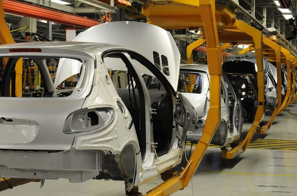 Automotive factories in turkey