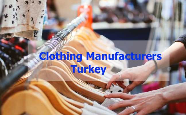 clothing factories in turkey