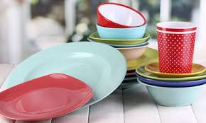 Importing wholesale plastic dinnerware