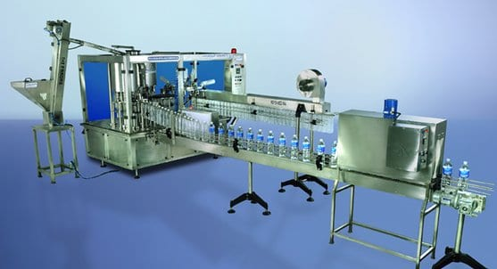 water filler machine cost