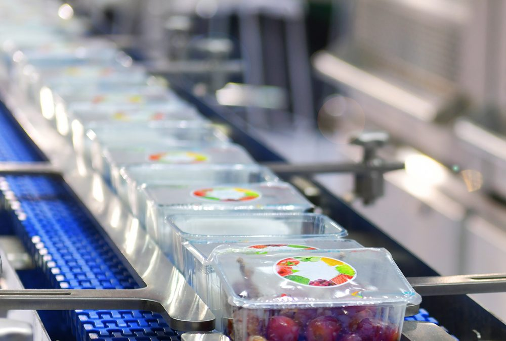 Types of food packaging machines