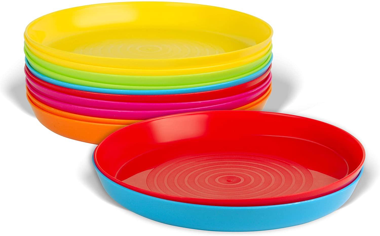 plastic dishes machine