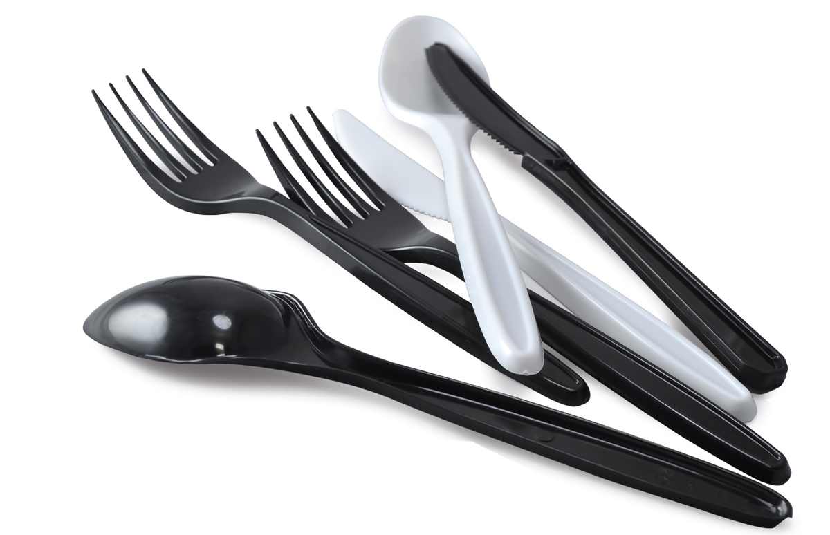 plastic spoon fork & knife manufacturers