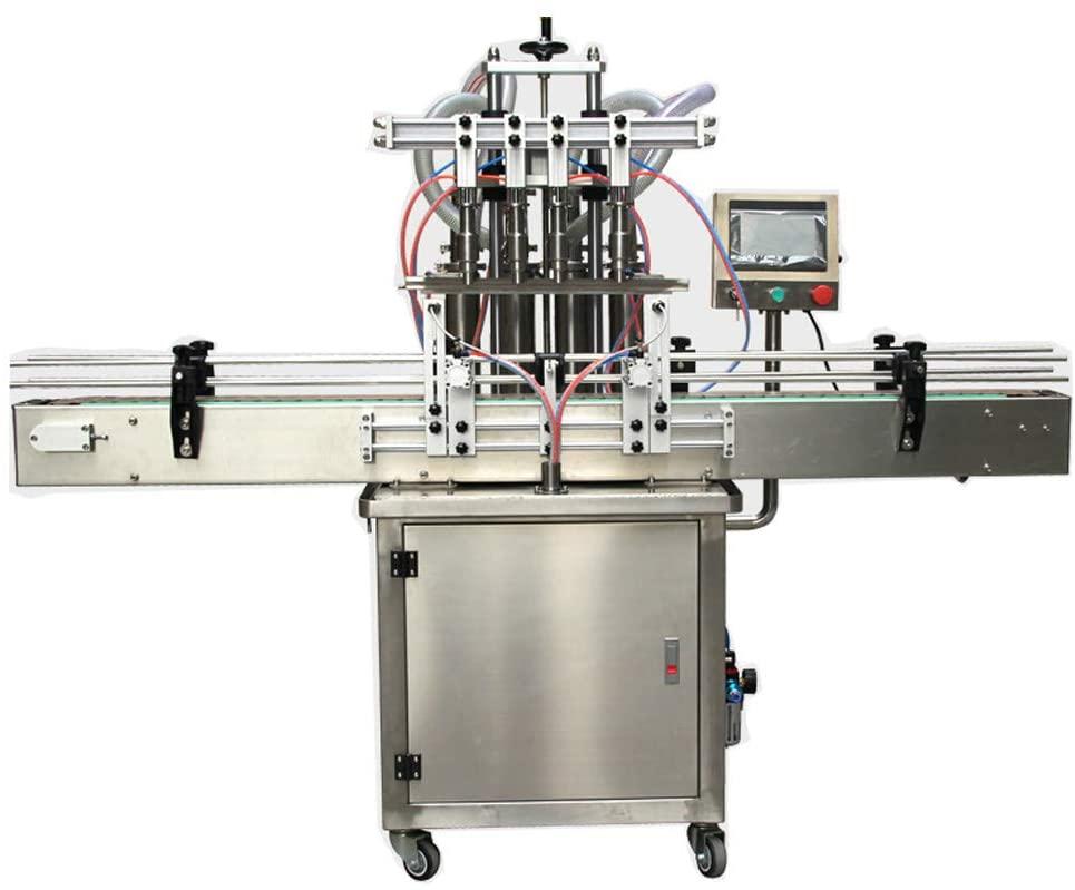 automatic liquid filling machines