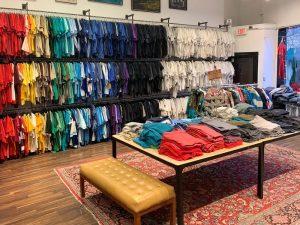 Clothing market in Turkey