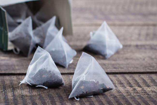 tea bags filling machine