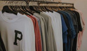 T shirt wholesale market