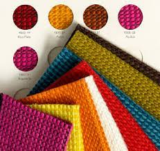 Wholesale textile market in Turkey