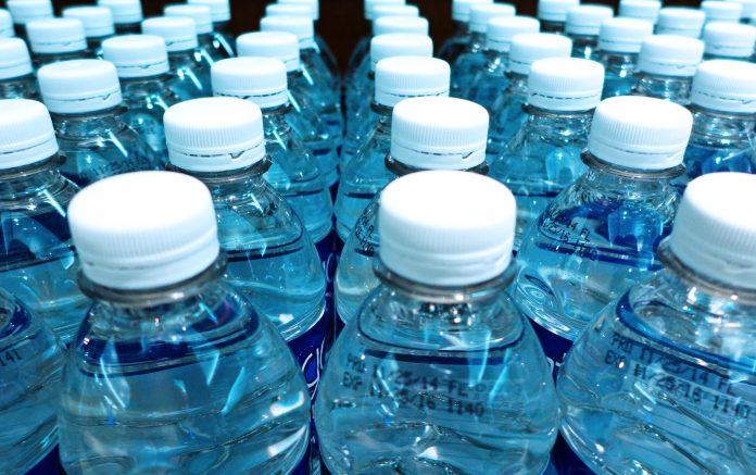 company importing plastic bottles