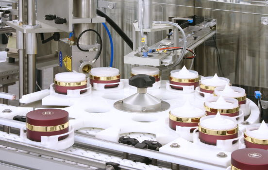 cosmetic filling machines