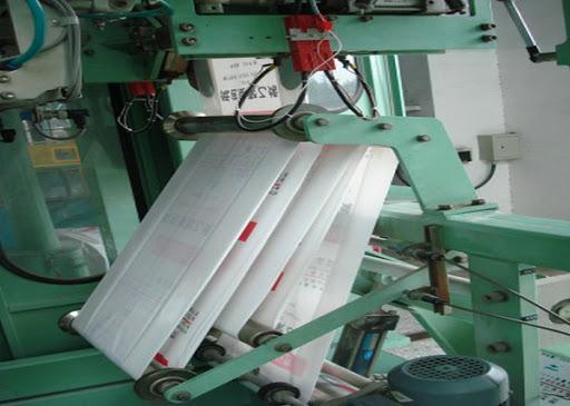 cup filing machine