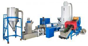 plastic extrusion machine manufacturers