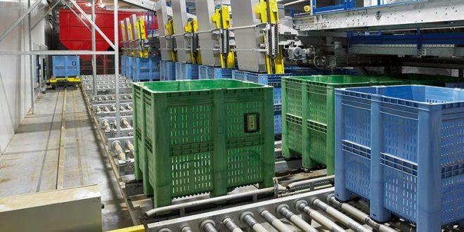 plastic pallets manufacturers in turkey