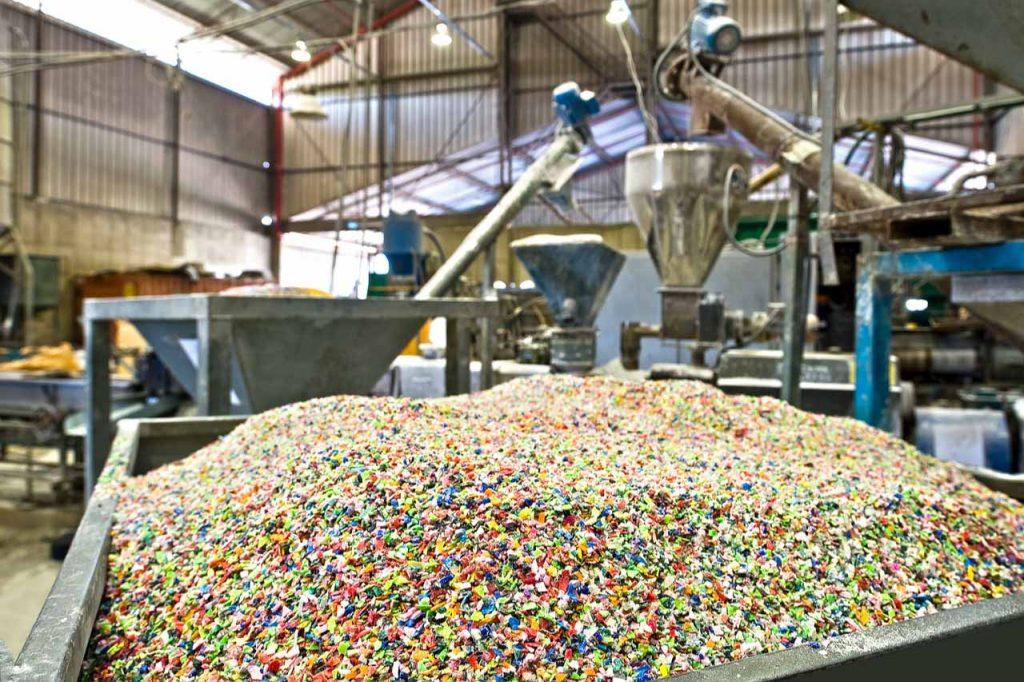 plastic recycling factory turkey
