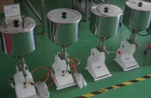 small lotion filling machine