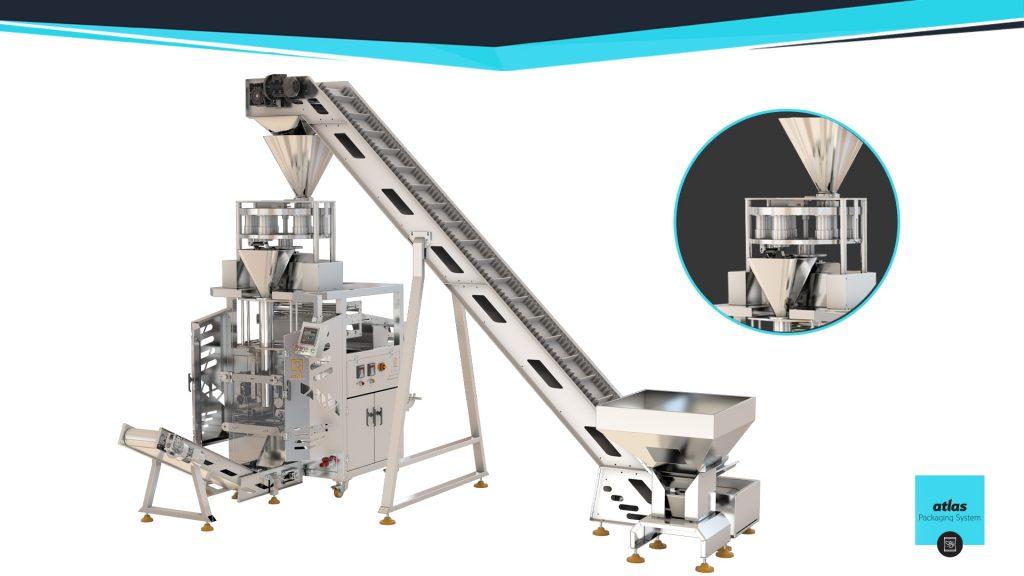 sugar filling machine