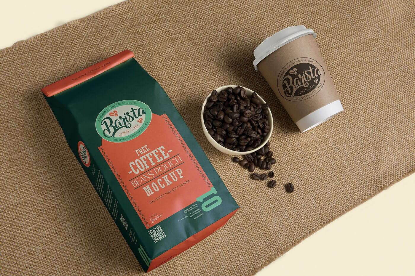 types of coffee packaging