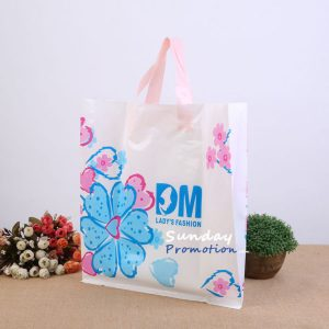 wholesale plastic bags with logo