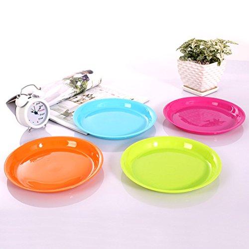 wholesale plastic dishes