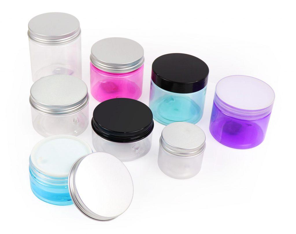 wholesale plastic jars
