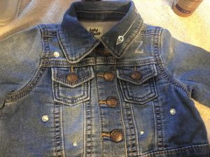 Baby denim jackets wholesale
