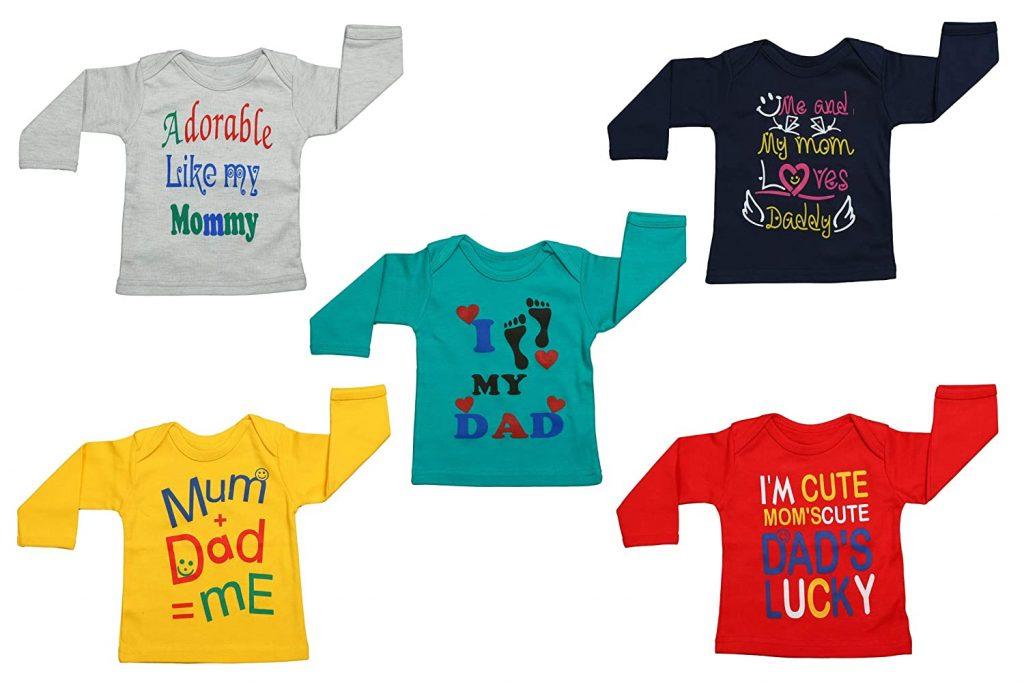 Baby t-shirts wholesale UK