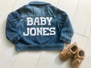 Children's denim jackets UK