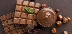 Chocolate manufacturing equipment