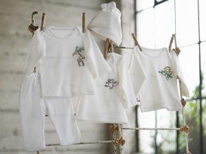 Organic cotton baby clothes wholesale UK