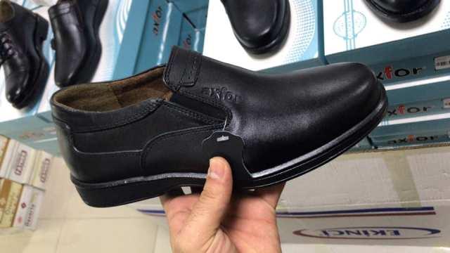 Shoes wholesale market in Turkey