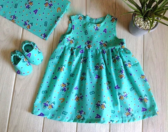 Wholesale toddler dresses in Turkey