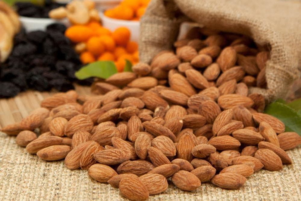 almond price in Turkey