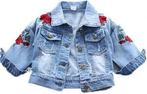 baby boy denim jacket UK