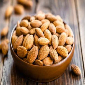 best place to buy raw almonds is Turkey