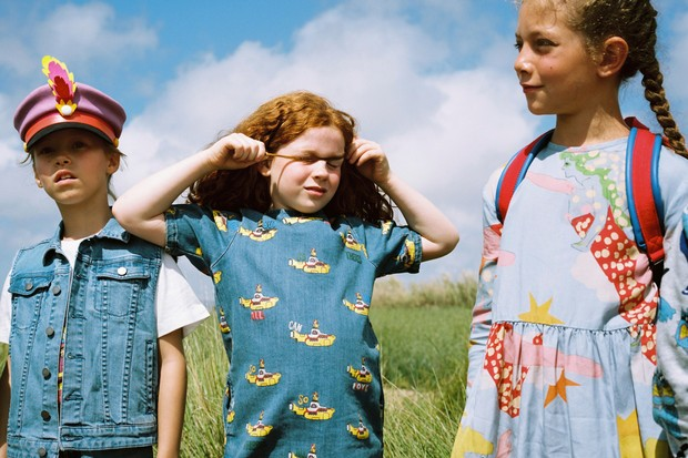 childrens clothes manufacturer UK
