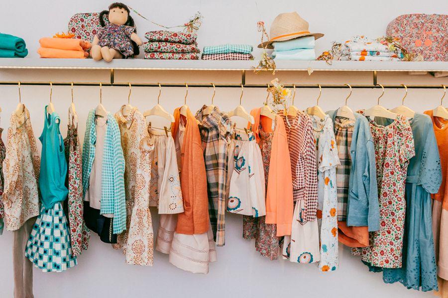 children's clothing store UK