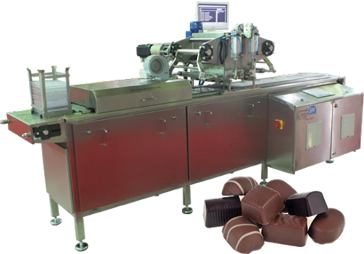 chocolate filling machine