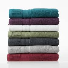Price of bath towels