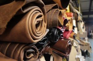 leather products in Turkey