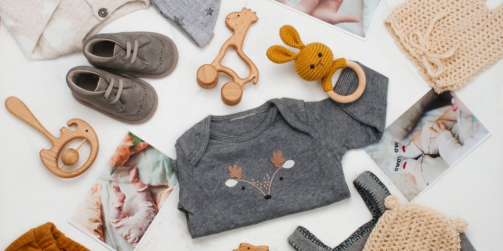 organic baby clothes manufacturers UK