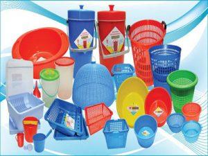 plastic items list