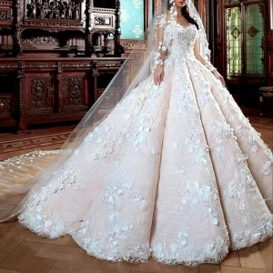 price of wedding dresses in Turkey