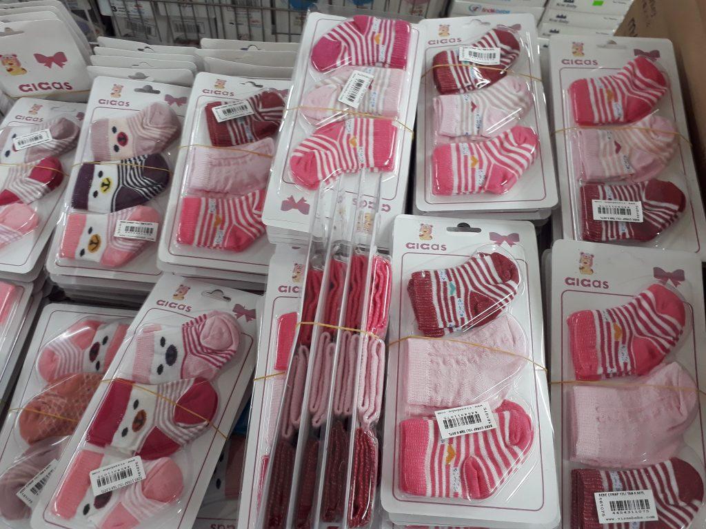 wholesale baby socks bulk in Turkey