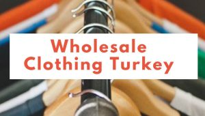 wholesale market in Turkey