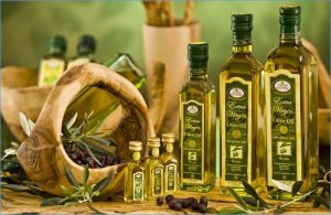 import olive oil from Italy