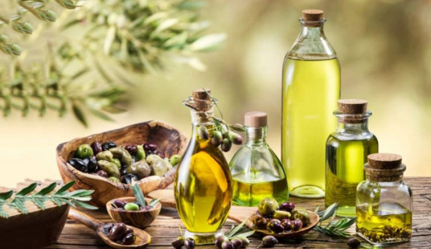 imported olive oil from Spain