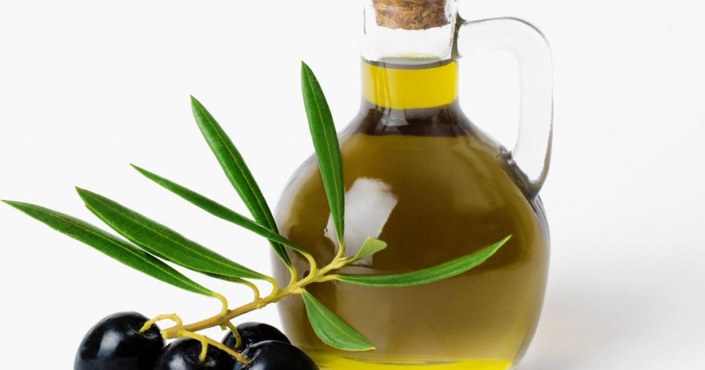 imported olive oil from Greece