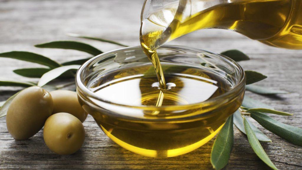 Greek olive oil in London